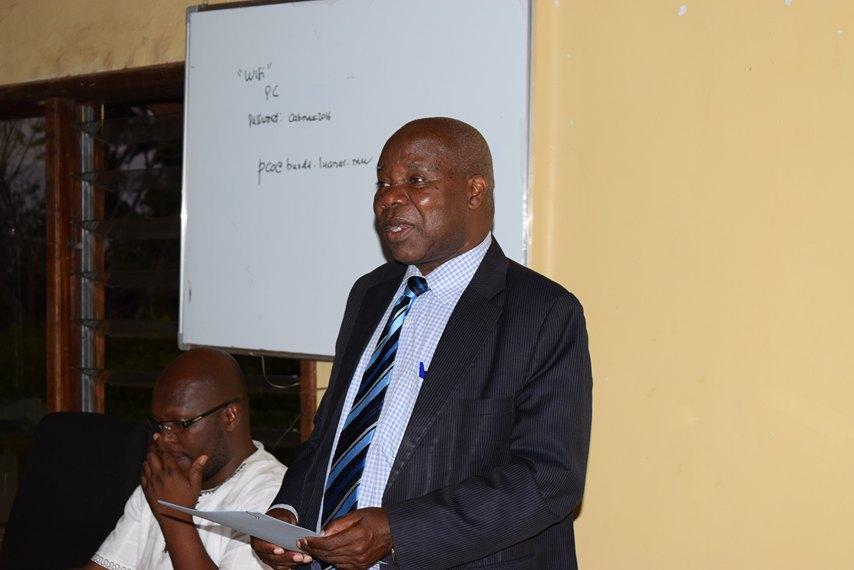 Professor George Kanyama Phiri